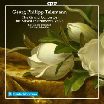 Concertos pour instruments varies Volume 6