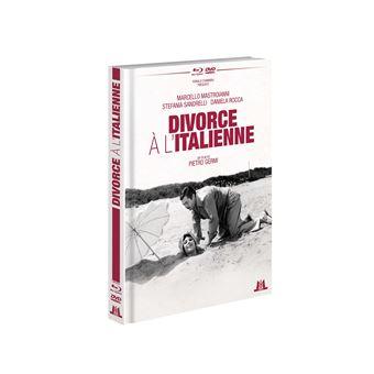 Divorce à l'italienne Blu-ray