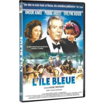 L'île bleue DVD