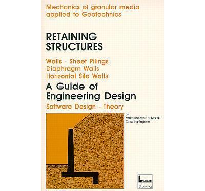 Retaining structures