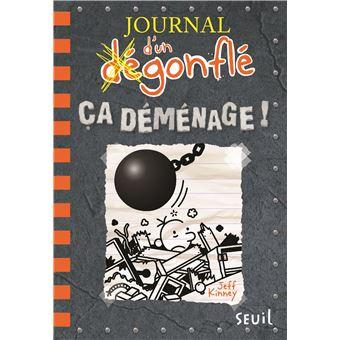 Journal d'un dégonfléJournal d'un dégonflé - tome 14 Ca déménage !