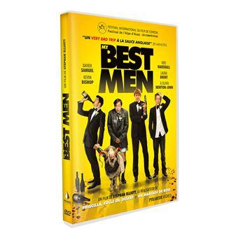 My Best Men DVD