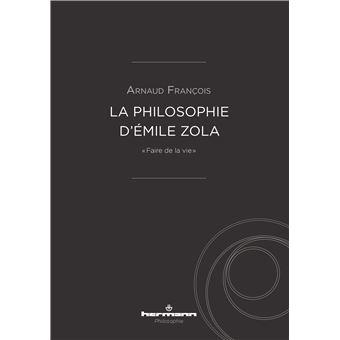 La philosophie d'Émile Zola