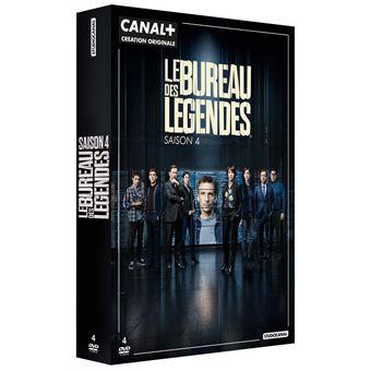 Le Bureau des légendesLe Bureau des Légendes Saison 4 DVD