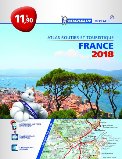 Atlas routier France L'essentiel