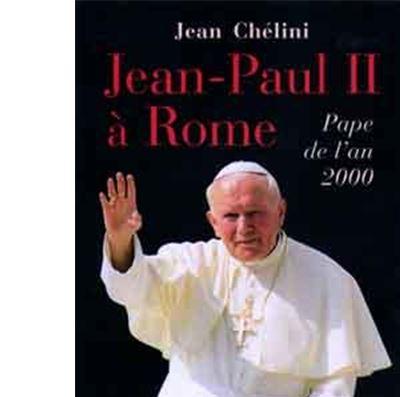 Jean-Paul II à Rome