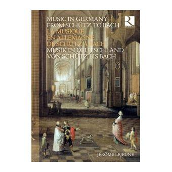 Johann Sebastian Bach, Heinrich Schütz, Dietrich Buxtehude, Philippe Herreweghe