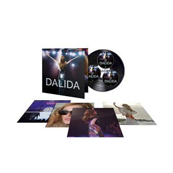 Dalida Coffret Edition Collector Combo Blu-ray DVD