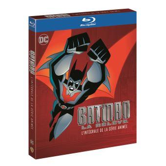 Batman beyondCoffret Batman Beyond L'intégrale Blu-ray