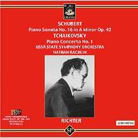 Sonate pour piano N°16 D845