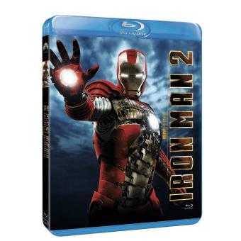 Iron manIron Man 2 - Blu-Ray