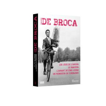 Coffret De Broca 4 films DVD
