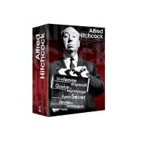 Coffret Alfred Hichcock 4 films DVD