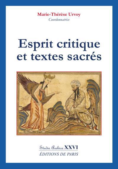 Esprit critique et textes sacrés