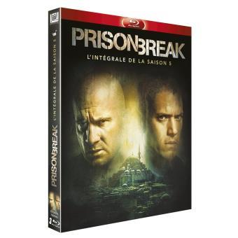 Prison BreakPrison Break Saison 5 Blu-ray