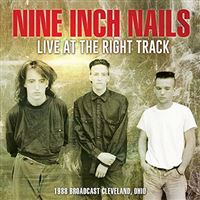 Live at the Right Track - CD