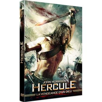 Hercule, la vengeance d'un Dieu Blu-ray