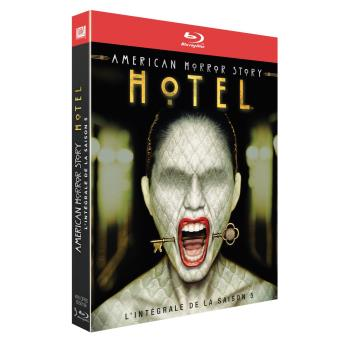 American Horror StoryAmerican Horror Story Hotel Saison 5 Coffret Blu-ray