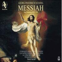 Handel: Messiah - 2SACD + Livro