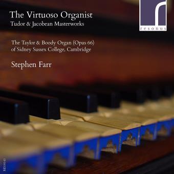 Virtuoso organist/epoques tudor et jacobeenne