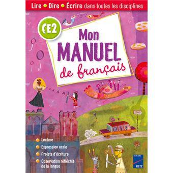 Mon Manuel De Francais Ce2 Mai