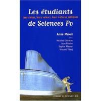 Les étudiants de Sciences Po