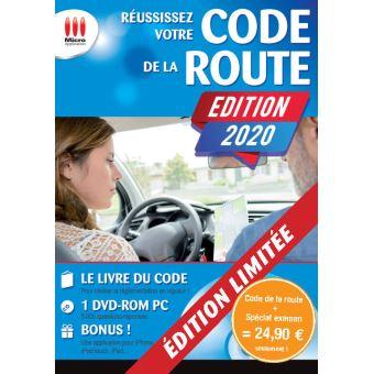 Coffret Code de la route 2020