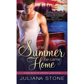 bad boys of crystal lake the summer he came home juliana stone rh fnac com