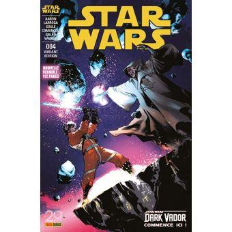 Star WarsStar Wars N°4 (couverture 2/2)