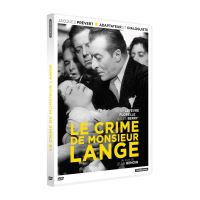 Le crime de Monsieur Lange DVD