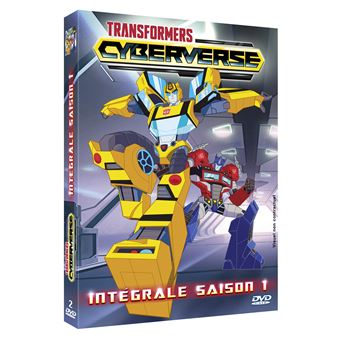 TransformersTransformers Cyberverse Saison 1 DVD