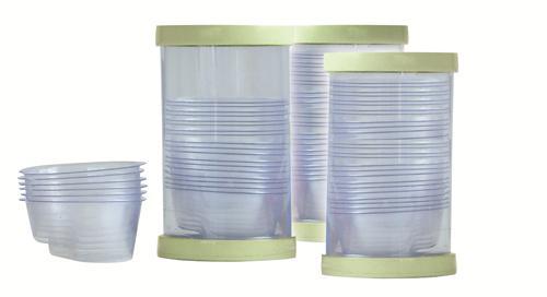 Accessoire Mouche-bébé Visiomed Baby Boîte de 100 capsules hygiéniques jetables