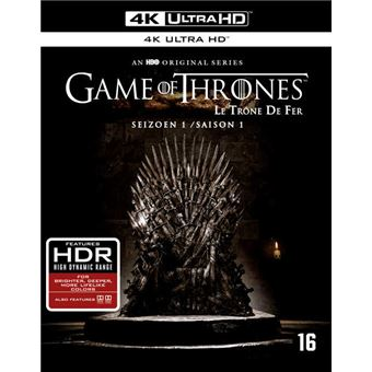 Game of thrones S1-BIL-BLURAY 4K