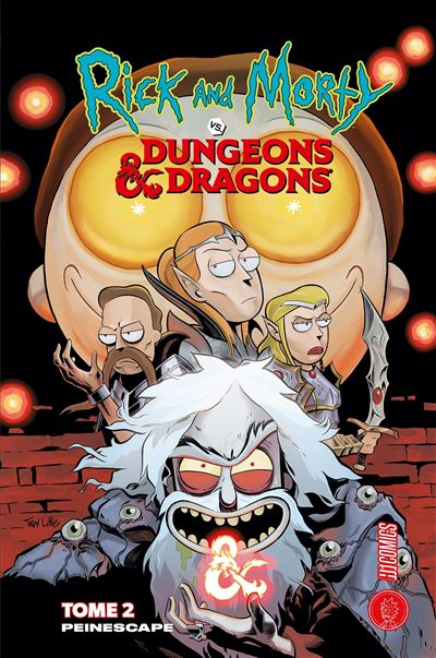Rick & Morty VS. Dungeons & Dragons, T2 : Peinescape