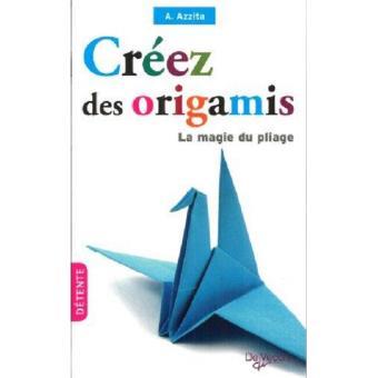 Creez des origamis
