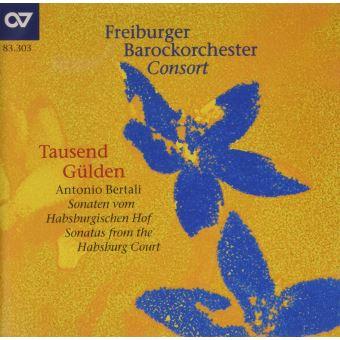 Tausend gulden sonatas from the hapsburg court