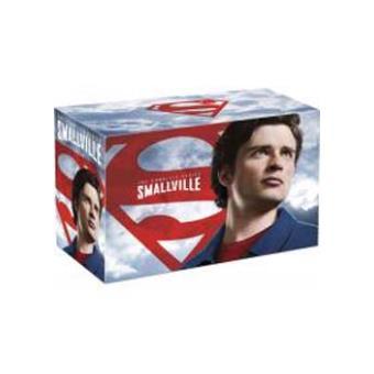 SmallvilleSmallville Saisons 1 à 10 DVD