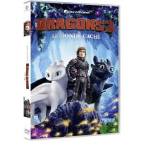 Dragons 3 : Le Monde Caché DVD
