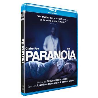 Paranoïa Blu-ray