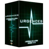 Urgences L'intégrale de la série DVD