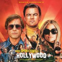 Once Upon A Time In Hollywood Vinyle orange translucide