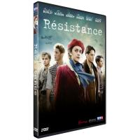 Résistances Coffret 2 DVD