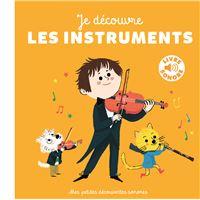 Je découvre les instruments, Livre sonore