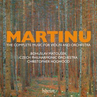 Integrale de l oeuvre pour violon et orchestre