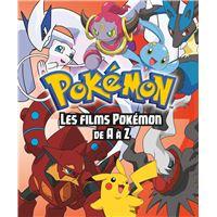 Les Fflms Pokemon de A à Z