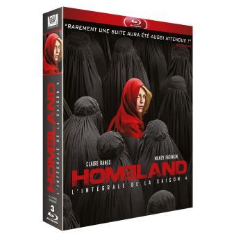 HomelandHomeland Saison 4 Coffret Blu-ray