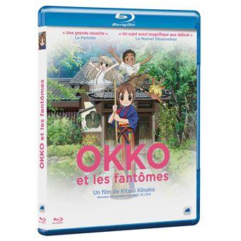 Okko et les fantômes Blu-ray