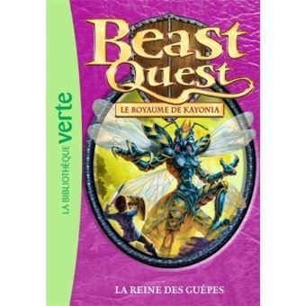 Beast QuestBEAST QUEST 40 - La reine des guêpes