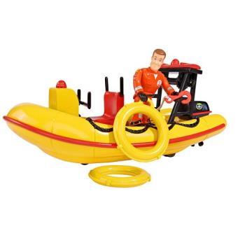 oc an bateau neptune sam le pompier smoby 1 figurine bateau achat prix fnac. Black Bedroom Furniture Sets. Home Design Ideas