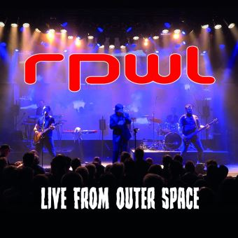 Live From Outer Space Blu-ray
